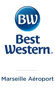 Hôtel Best Western Marseille Aéroport Logo